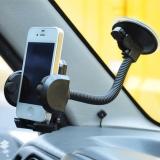Универсальный авто держатель на стекло или тарпеду