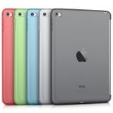 Силиконовая задняя крышка для Apple iPad mini 4 к Smart Cover