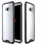 Чехол для Samsung Galaxy S9 Plus с полу прозрачной крышкой