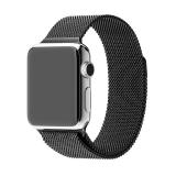 Milanese loop ремешок для Apple Watch Series 3 , 2 , 1 миланская петля 38 mm