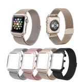 Ремешок + корпус для Apple Watch 42 mm Миланская петля