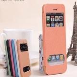 Flip Cover с окошками для Apple iPhone 5C