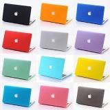 Ультра тонкий чехол с вырезом под яблоко для MacBook Pro 13 CD-room