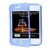 Двусторонний силиконовый case для Apple iPhone 4/4S