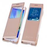 Flip Cover для Samsung Galaxy E7 с окошком