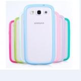 Бампер с прозрачной крышкой для Galaxy S3 (i9300)