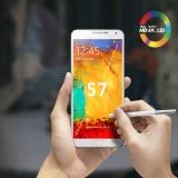 Глянцевая плёнка на Samsung Galaxy Note 3 N9000