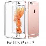 Прозрачная силиконовая накладка-чехол для Apple iPhone 7 (4.7 TPU)