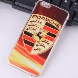 Чехол накладка Porsche  для iPhone 6 Plus