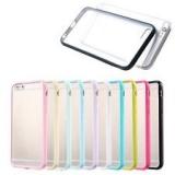 Бампер с прозрачной крышкой для Apple iPhone 7 / 8 (со специальным покрытием)