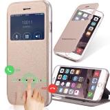"""Чехол """"Smart"""" Flip Cover с активным окном для Apple iPhone 7/8 Plus"""