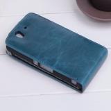 Flip Case для Sony X-Peria Z из высоко качественной кожи