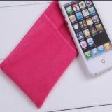 Чехол футляр для Apple iPhone 4/4s из ткани