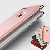 Чехол - накладка для Apple iPhone 7 (с хромированными вставками)
