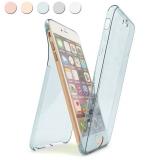 Силиконовый чехол 2 в 1 для Apple iPhone 7/8 Plus TPU 360