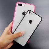 Чехол бампер для Apple iPhone 7 /8 (4.7) с прозрачной крышкой