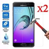 Защитное стекло на экран Samsung Galaxy A7 (2017) Tempered Glass